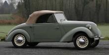CGE byggde också en serie snygga elbilar under kriget, drygt 200 exemplar blev det av dessa. Chassit var i aluminium och konstruerad av Jean Gregoire.