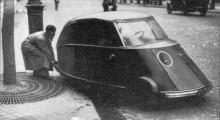 Annorlunda och spännande från 1941, Faure Electrique.