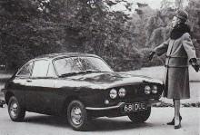 Ogle SX1000 1962