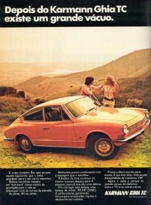 Karmann Ghia TC 1971