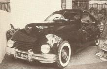 Bentleyn verkar undgått kritiska ögon hos Rolls Royce, men dess vidare öden är okända.
