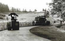En sommardag på ringen 1926