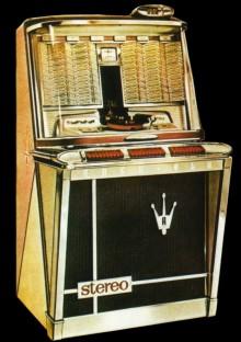 klassisk jukebox från Rock-Ola, Empress