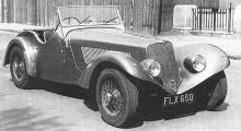 Tidig Allardspecial, 1939