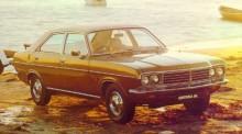 ... och sen fick den flytta till Australien, och heta Chrysler Centura under ett par år.