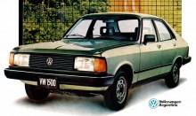 faktiskt ända fram till 1988, fast då som en Volkswagen, i Argentina.