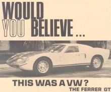 Och den ynglade av sig i form av Ferrer GT.