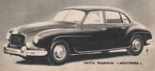 Monterosa, få exemplar byggda mellan 1947 och 1949