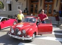 Saabresan, Monte Carlo - Mulhouse