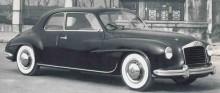 Isotta Fraschini Monterosa blev ganska elegant som coupé