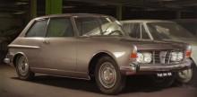 Urtypen för den kommande Renault 16, redan 1958 togs denna prototyp fram hos Ghia.