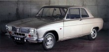 Och en tidig coupéprototyp, från 1963.