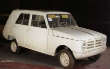 Ett stickspår från projet 115 kom att döpas om till 118 och blev i förlängningen Renault 6, en mindre halvkombi.