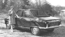 Renault 16 sedan fick vi aldrig se.