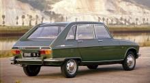 Renault 16 i sitt slutgilitga utförande.