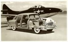 Avancerade Nash 1951, i jetåldern.