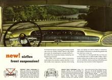 Nash 1952 fick en make-over invändigt också.