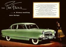 Nash 1952, med stylinghjälp från Pininfarina.