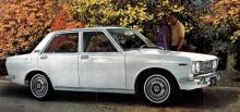 Datsun 1600 är modellen som byggs på bilden