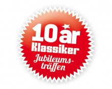 Jubileumsträffen – Klassiker firar 10 år!
