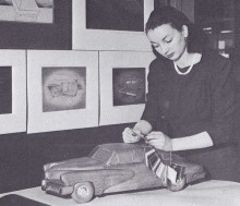 En dag i Ypsilanti 1947