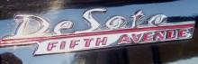 Fifthe avenue var ett lyxigt namn