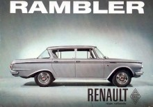 Rambler-Renault annons.