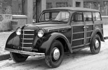 och 422 kombin, första prototypen från 1949