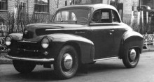 1951 gjorde man en coupe.