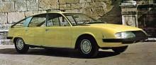 Pininfarina hade redan den nya CX klar 1967, men det visste man inte om. Istället var det här en design för BMC.