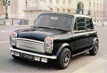 Mini Margrave från Wood&Pickett, man kunde få Mercedeslampor, och senare även Vauxhallfront med dubbla lampor.