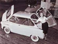 Entusiasiskt presenterad 1957