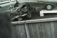 Bilskrotning live