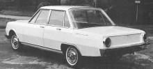 Boneschi gjorde också en helt normal Fordprototyp, på Fairlane 1964.