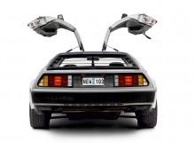 DeLorean DMC-12 1981–1982