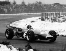 Vinterväglag på Nürburgring 1967