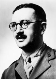 Major Ivan Hirst såg potentialen med Volkswagen.