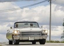Kandidat #11 Cadillac Eldorado 1963