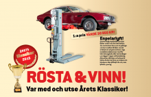 Kandidat #5 Volvo 240 Turbo Grupp A