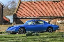 Samma Lotus 44 år senare. Nu ska den säljas.