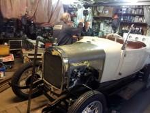 Roadstern 50 år senare