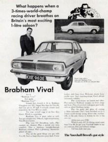 Carroll Shelby skapade Cobra, Jack Brabham fick ge namn till Englands mest spännande bil i enlitersklassen...