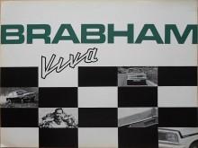 Brabham Viva fanns både som sedan och tvådörrars kombi. 37 pund extra kostade kalaset.