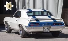 Kandidat #11 Pontiac Firebird Ram Air III 1969