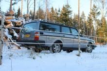 Tuffast på åttiotalet? Volvo 240 Turbo kombi var först i världen med att kombinera bensinturbomotor och kombikaross. Men vilken var Saabs tuffaste? Det får du se på Samlarbil 2017.