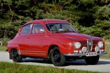 Saabs saltaste sextiotalare? Saab 96 Sport 1965 kommer att ställas mot en konkurrent från Volvo.