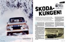 Skoda-legenden Haugland till Samlarbil2017