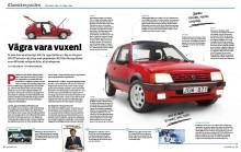 Peugeot 205 GTI – dags att slå till!