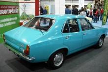 De engelska bilarna försvann nästan på 70-talet. En Sunbeam Avenger 1250 i det här skicket är sällsynt numera.