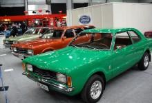 Taunusklubben visade upp kombi, coupé och tvådörrars sedan.